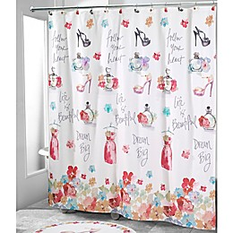 Avanti Dream Big Shower Curtain Collection