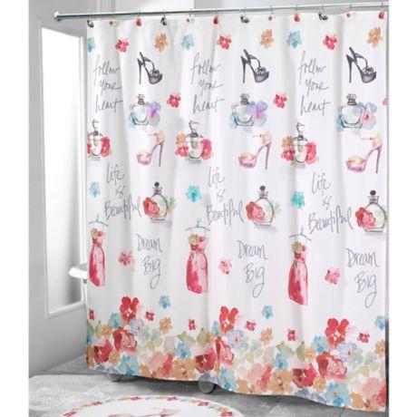 Avanti Dream Big Shower Curtain Collection Bed Bath Amp Beyond