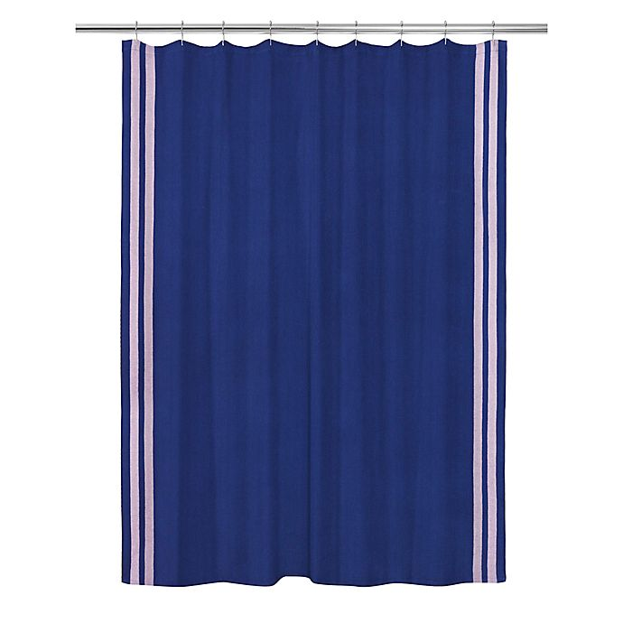 Alternate image 1 for Calvin Klein George Shower Curtain Collection