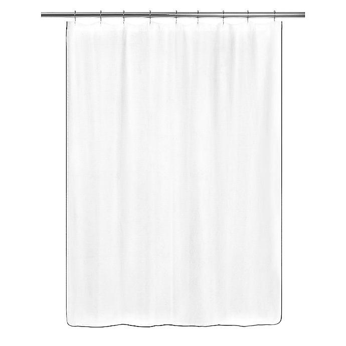 Alternate image 1 for Calvin Klein Marcel Shower Curtain