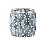 JLA Bath Mosaic Toothbrush Holder in Grey