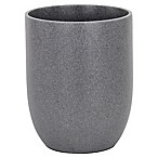 Lifestyle Home Radius Wastebasket in Grey