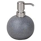 Lifestyle Home Radius Lotion Dispenser in Grey