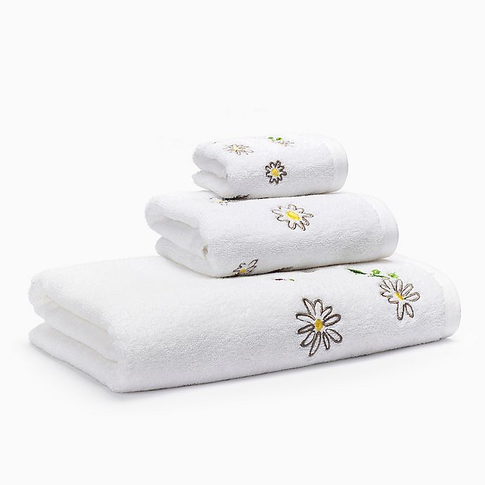 Alternate image 1 for kate spade new york Dahlia Bath Towel Collection