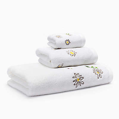 kate spade new york Dahlia Bath Towel Collection