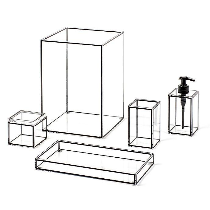 Alternate image 1 for Calvin Klein Donald Bath Accessory Collection