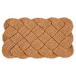 Entryways Knot-ical Coconut Fiber Doormat