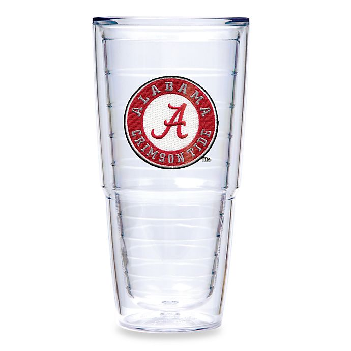 Alternate image 1 for Tervis® University of Alabama Crimson Tide Collegiate 24 oz. Tumbler