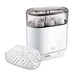 Philips Avent 4--in-1 Electric Steam Sterilizer