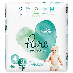 Pampers® Pure Protection 23-Count Size 4 Disposable Diapers