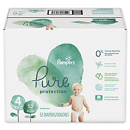 Pampers® Pure Protection 52-Count Size 4 Disposable Diapers