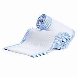 BreathableBaby® Seersucker Breathable® Mesh Crib Liner