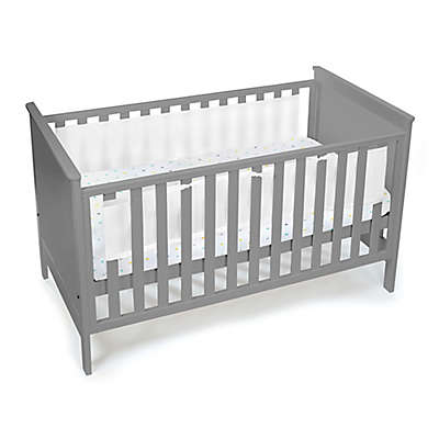 BreathableBaby® Classic Solid End Breathable® Mesh Crib Liner