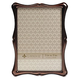 Lawrence Frames Romance OIl Rubbed Bronze Picture Frame