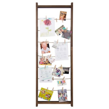 Burnes Of Boston 5 Foot Ladder Collage Frame With Clips