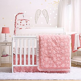The Peanutshell ™ Audrey 4-Piece Crib Bedding Set