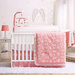 The Peanutshell ™ Audrey 4-Piece Crib Bedding Set