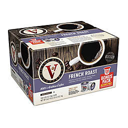 100-Count Victor Allen® French Roast Coffee Pods for Single Serve Coffee Makers