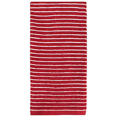 KitchenSmart® Colors Horizontal Stripe Kitchen Towel