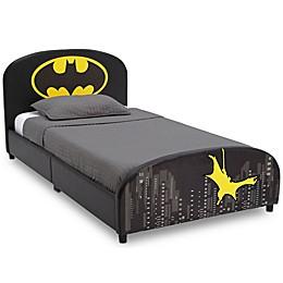 Delta Children Batman Upholstered Twin Bed