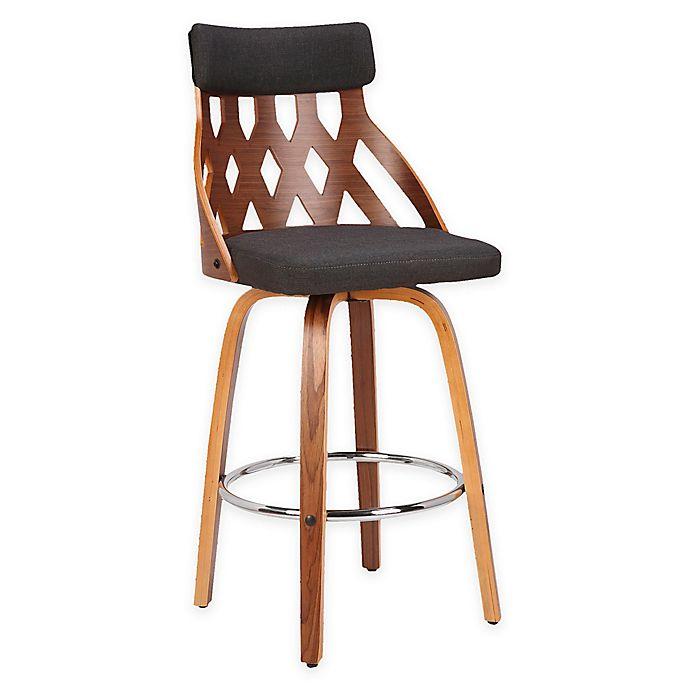 Alternate image 1 for Lumisource™ Upholstered Barstool