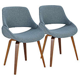 LumiSource® Upholstered Dining Chairs (Set of 2)