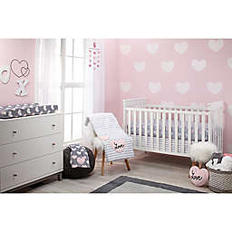 Little Love by NoJo® Hugs and Kisses Crib Bedding Collection