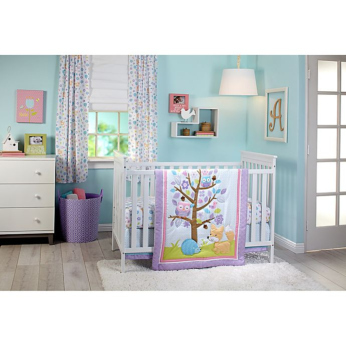 Alternate image 1 for Little Love by NoJo® Adorable Orchard Crib Bedding Collection