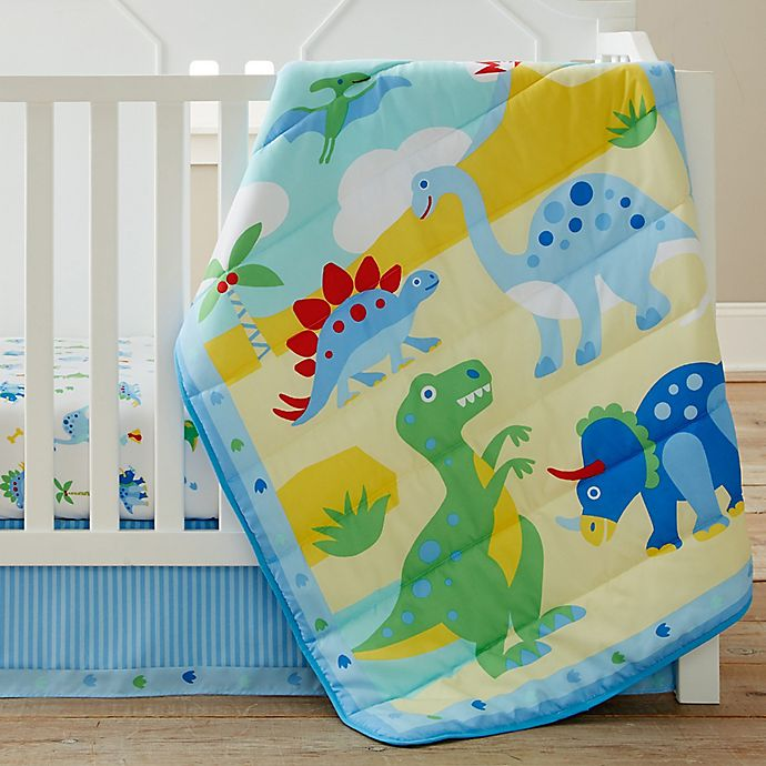 Olive Kids Dinosaur Land 3 Piece Crib Bedding Set Buybuy