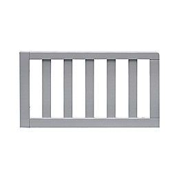 Million Dollar Baby Classic Charlie Toddler Bed Conversion Kit in Grey