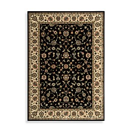 Nourison Persian Arts Kashan Rugs in Black