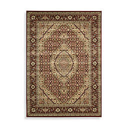 Nourison Persian Arts Kashan Rugs in Brick