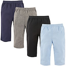 Luvable Friends® 4-Pack Solid Pants