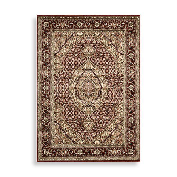 Alternate image 1 for Nourison Persian Arts Mahi Rugs in Brick