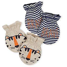 Gerber® 2-Pack Tiger Mittens