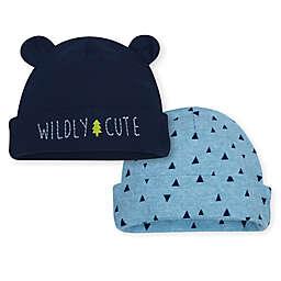 936c26c3a79 Gerber® 2-Pack Hedgehog Caps