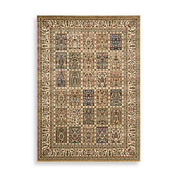 Nourison Persian Arts Beige Panel Rugs