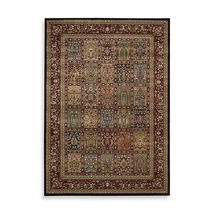 Alternate image 1 for Nourison Persian Arts Multicolor Panel Rugs