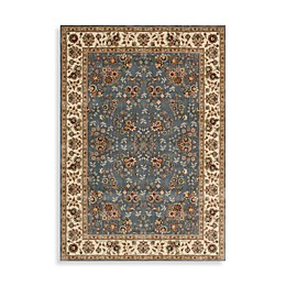 Nourison Persian Arts Tabriz Rug in Light Blue