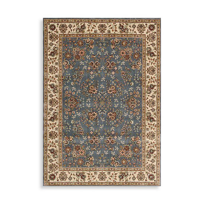Alternate image 1 for Nourison Persian Arts Tabriz Rug in Light Blue