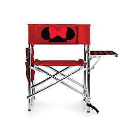 Picnic Time® Disney® Minnie Mouse Sports Chair in Red