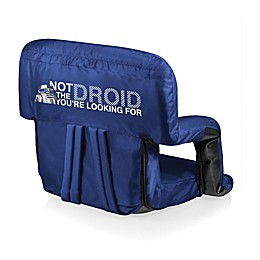Picnic Time® Ventura R2-D2 Reclining Stadium Seat in Navy