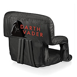 Picnic Time® Ventura Darth Vader Reclining Stadium Seat in Black