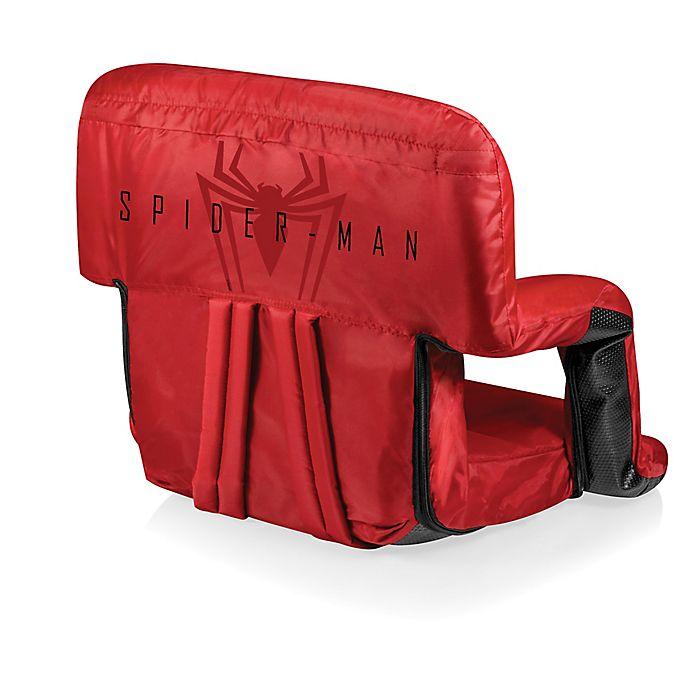 Alternate image 1 for Picnic Time® Ventura Spider-Man Reclining Stadium Seat in Red