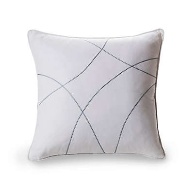 Laundry By SHELLI SEGAL® Crestmont Embroidered Square Throw Pillow