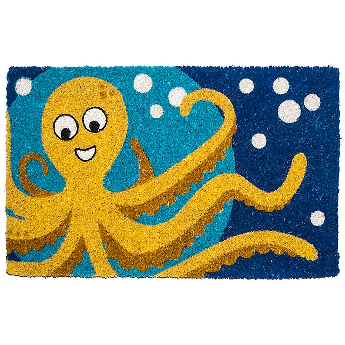 Alternate image 1 for Entryways Octopus 18\