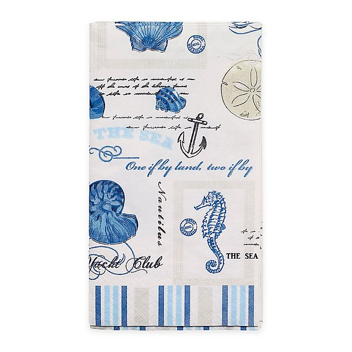 Paper Guest Towels Bathroom: Avanti Island View Paper Guest Towel