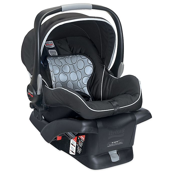3807df98e BRITAX B-Safe Infant Car Seat in Black