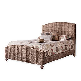 Palmetto Home Panama Jack Driftwood Woven Bed