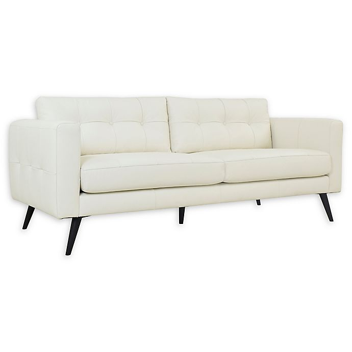 Alternate image 1 for Moe's Home Collection Cortado Leather Sofa